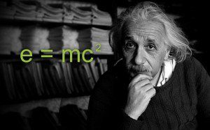 definitie van energie albert einstein e mc2