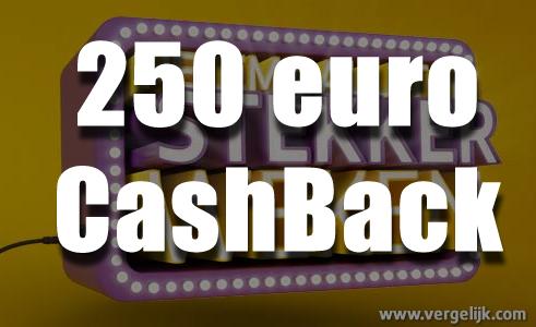 Nuon 250 euro energie aanbieding