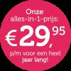 NLEx Alles-in-1 €29,95 p/mnd