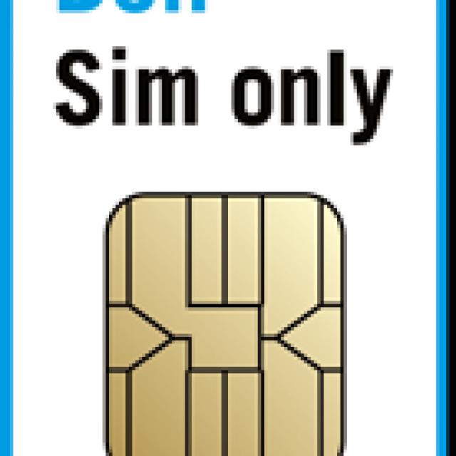 Ben Sim only onbeperkt min/sms €9,50