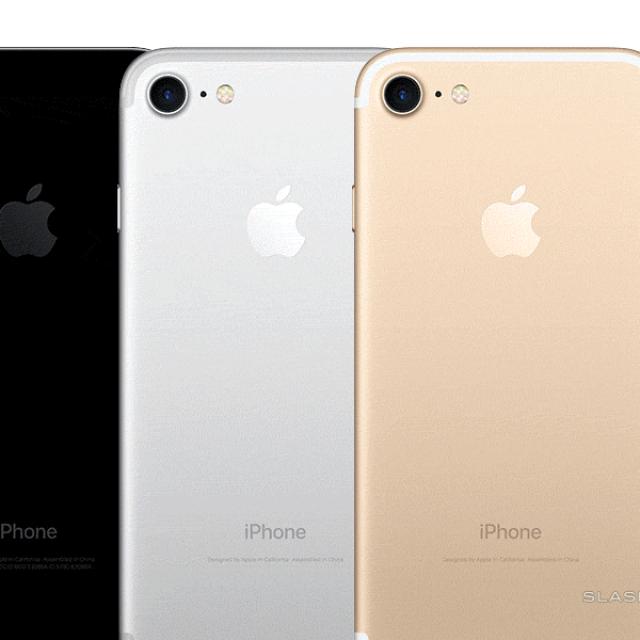 Apple iPhone 7 128GB black vanaf €50 p/mnd